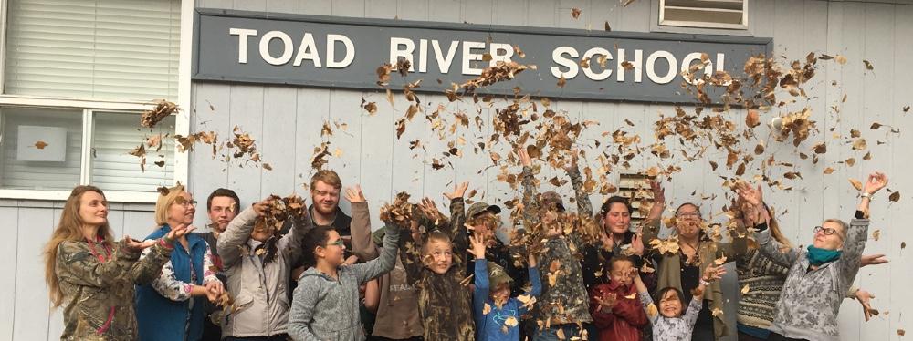 Toad River School